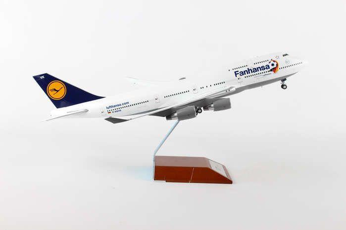Inflight B-744-NW001P Northwest Airlines B747-400 N662US Diecast 1//200 Jet Model