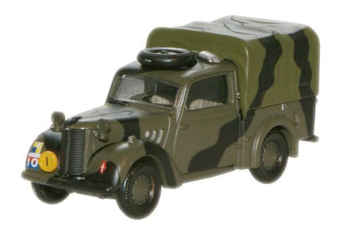Austin Tilly 9th Survey Regiment Royal Artillery (1:76), Oxford Diecast 1:72 Scale Models Item Number 76TIL001