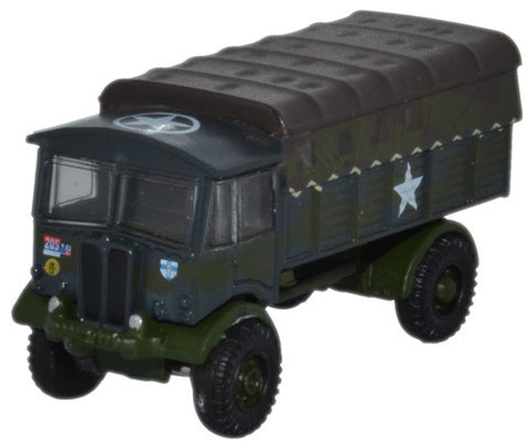 AEC Matador Artillery Tractor, 2nd Battalion, Gordon Highlanders, British Army, World War II (1:148 N Scale) by Oxford Diecast Military Vehicles