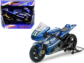 Yamaha YZR-M1 #11 Ben Spies 2011 Factory Racing 1/12