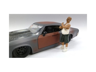 Auto Thief Figure For 1:24