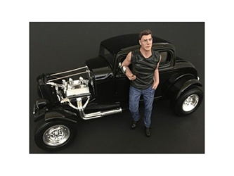 50s Style Figure III for 1:24 Scale Models by American Diorama