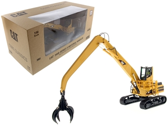 "CAT Caterpillar 345B Series II Material Handler with Operator and Tools ""Core Classic Series"" 1/50 Diecast Model by Diecast Masters by Diecast Masters Item Number 85080C"