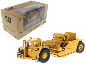 "CAT Caterpillar 623G Elevating Scraper with Operator ""Core Classics Series"" 1/50 Diecast Model by Diecast Masters by Diecast Masters Item Number 85097C"