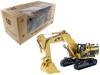 "CAT Caterpillar 5110B Excavator with Operator ""Core Classics Series"" 1/50 Diecast Model by Diecast Masters by Diecast Masters Item Number 85098C"