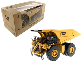 "CAT Caterpillar 793D Mining Truck with Operator ""Core Classics Series"" 1/50 Diecast Model by Diecast Masters by Diecast Masters Item Number 85174C"