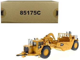 "CAT Caterpillar 657 G Wheel Tractor Scraper with Operator ""Core Classics Series"" 1/50 Diecast Model by Diecast Masters by Diecast Masters Item Number 85175C"