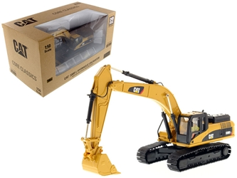"CAT Caterpillar 330D L Hydraulic Excavator with Operator ""Core Classics Series"" 1/50 Diecast Model by Diecast Masters by Diecast Masters Item Number 85199C"