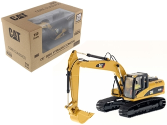 "CAT Caterpillar 320D L Hydraulic Excavator with Operator ""Core Classics Series"" 1/50 Diecast Model by Diecast Masters by Diecast Masters Item Number 85214C"