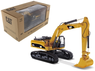 "CAT Caterpillar 340D L Hydraulic Excavator with Operator ""Core Classics Series"" 1/50 Diecast Model by Diecast Masters by Diecast Masters Item Number 85908C"