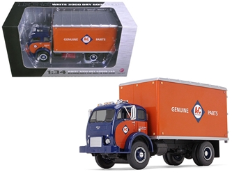 1953 White 3000 COE Delivery Van Allis-Chalmers Parts & Service 1/34 by First Gear Item number 10-4085