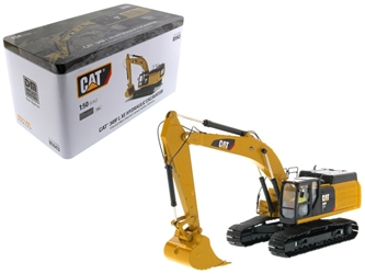 "CAT Caterpillar 349F L XE Hydraulic Excavator with Operator ""High Line"" Series 1/50 by Diecast Masters Item number 85943"