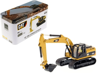 "CAT Caterpillar 320D L Hydraulic Excavator with Operator ""High Line"" Series 1/87 (HO) by Diecast Masters Item number 85262"