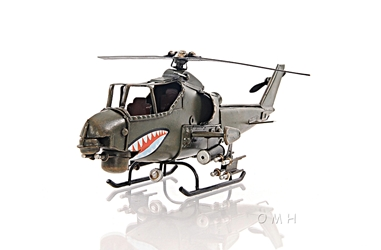 Ah-1G Cobra 1:46, Old Modern Handicrafts, Item Number AJ009