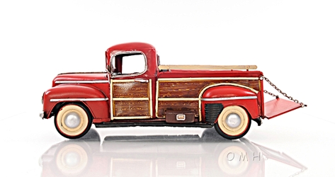 1942 Fords Pickup 1:12, Old Modern Handicrafts, Item Number AJ029