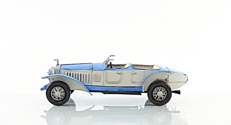 1928 17EX Sports Rolls Royce Phantom, Old Modern Handicrafts, Item Number AJ051