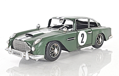 1963 Aston Martin DB5, Old Modern Handicrafts, Item Number AJ064