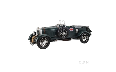1930 Blower 4.5L LeMans Car Model, Old Modern Handicrafts, Item Number AJ082