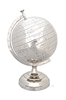 Alum Globe 13 Inches, Old Modern Handicrafts, Item Number AK003