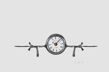 Aeroplane Table Clock, Old Modern Handicrafts, Item Number AK038