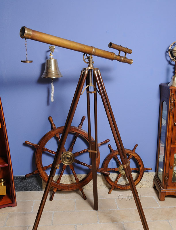 Victorian Marine Telescope, Old Modern Handicrafts, Item Number ND020