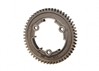 Spur gear, 54 tooth, steel