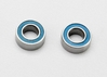 Ball bearing, blue rubber sealed(2)