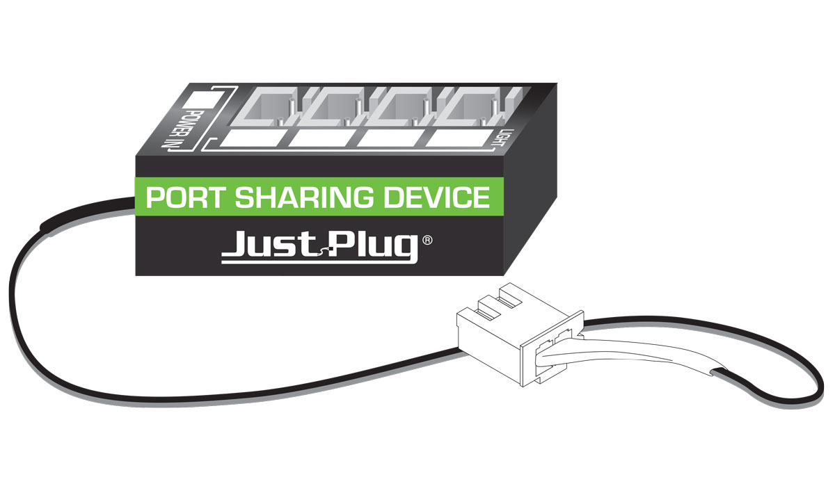 Port Sharing Device
