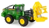 John Deere 843L-II Wheeled Feller Buncher LP69917 (1:50) by ERTL Item Number: ERTL45678