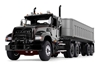 Mack Granite with End-Dump Trailer (1:34) by First Gear Item Number: FRG10-4143