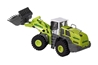Kappeli - Liebherr L 586 2plus2 Wheeled Front Loader (1:50) This is currently the largest wheel loader produced by Liebherr to date. It is known for its efficiency and fuel economy. It's features include:  Mostly diecast with a few plastic