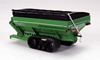 Brent Avalanche 1196 Grain Cart on Tracks in Green (1:64) by SPEC-CAST item number: CUST-1210