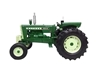 Oliver 1850 Perkins Tractor with Weights and Radio (1:16) by SPEC-CAST item number: SCT-687