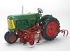 Oliver Super 77 Diesel Narrow-Front Tractor (1:16) by SPEC-CAST item number: SCT-702