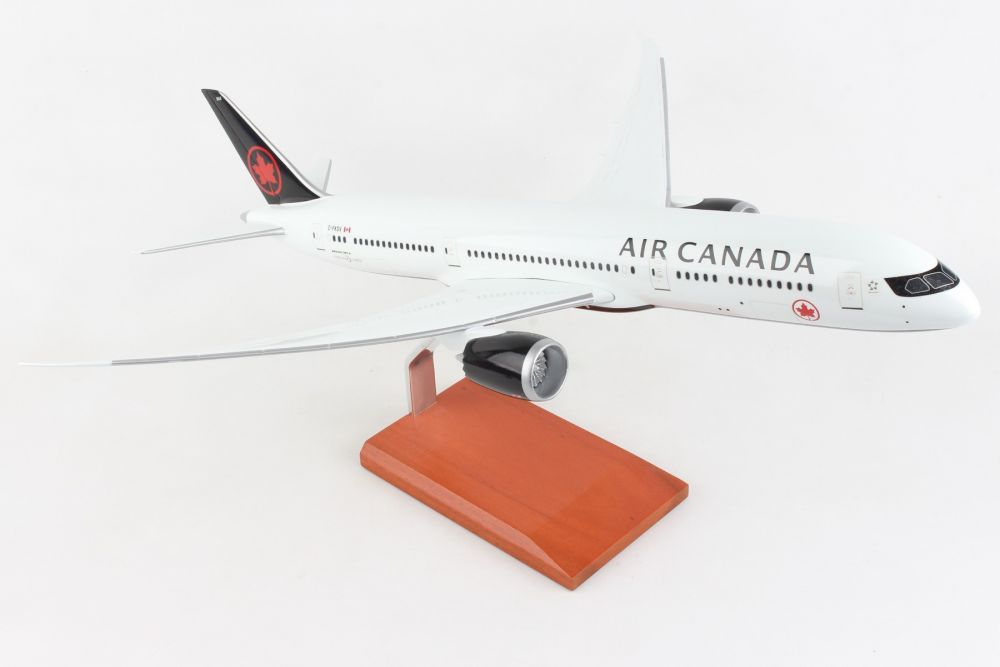 Air Canada 787-900 New Livery (1:100) by Executive Series Display Models item number: G54400