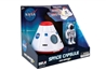 Space Adventure Space Capsule W/ Lights