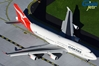 Qantas Airways B747-400ER VH-OEH ?Hervey Bay? (flaps down) (1:200)