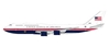 U.S. Air Force B747-8 Air Force One w/ proposed new livery (1:200)